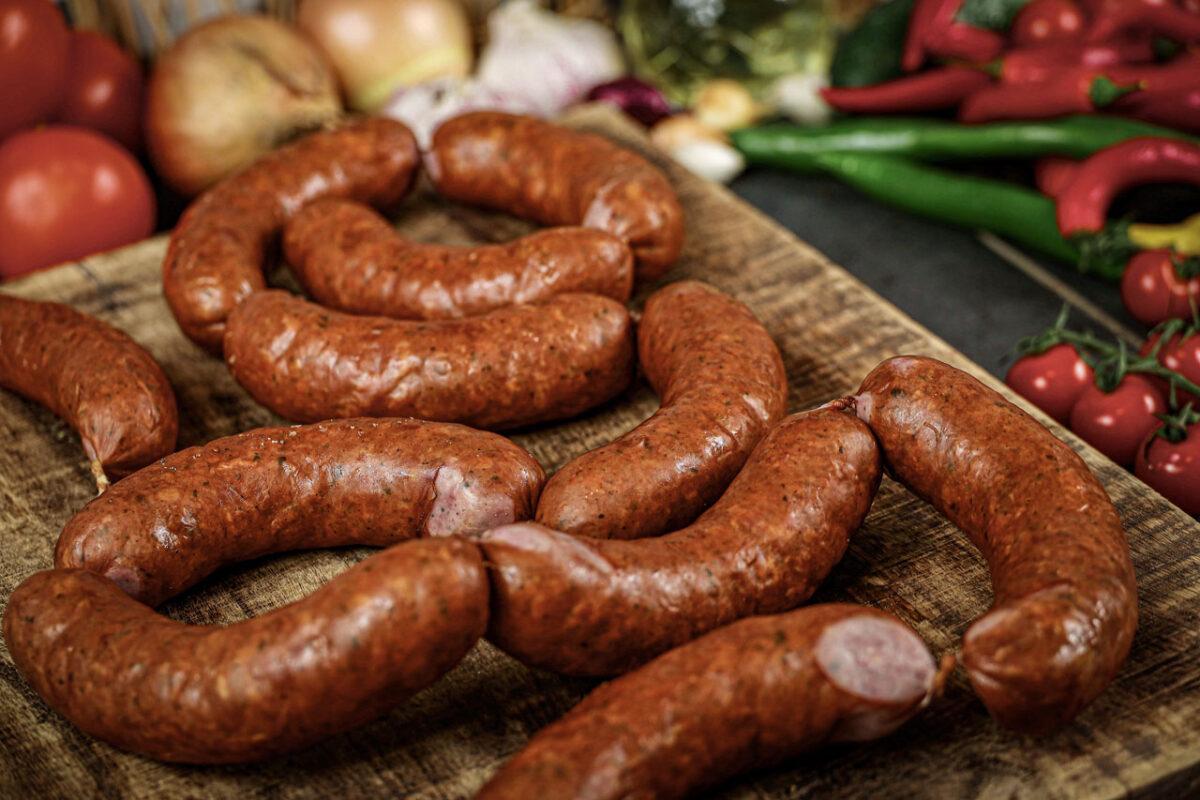 Kiełbasa Beef Silesia