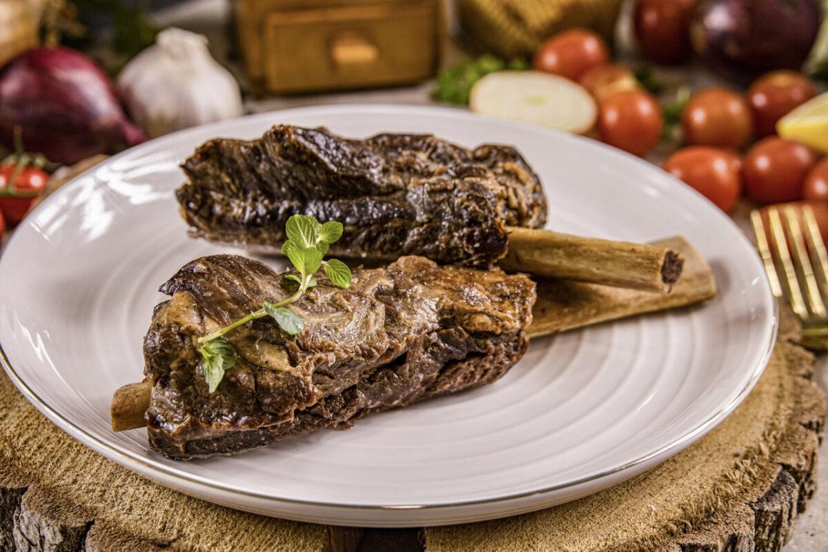 RIBSY BBQ I ŻEBRO